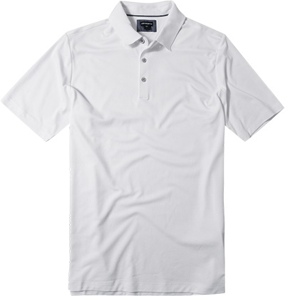 ASHWORTH Polo-Shirt white B82846
