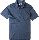 ASHWORTH Polo-Shirt navy B82894