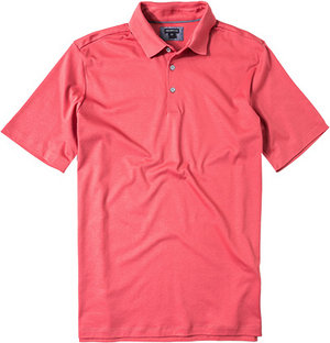 ASHWORTH Polo-Shirt flag red