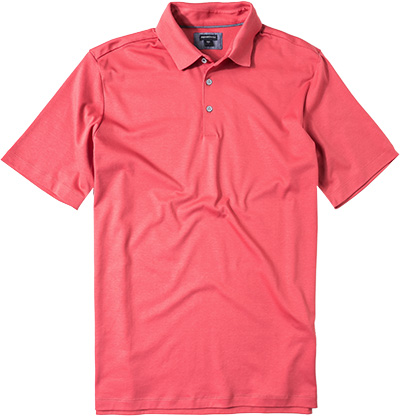 ASHWORTH Polo-Shirt flag red AE5486