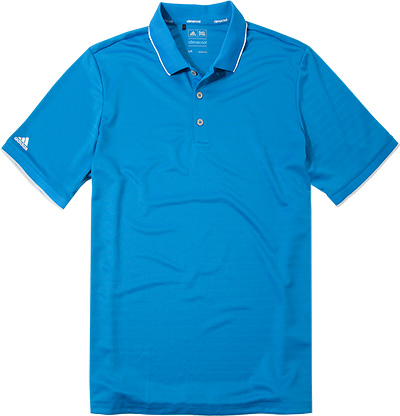 adidas Golf ClimaCool Polo shock blue AE4277