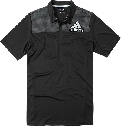 adidas Golf Badge Polo black AE4112