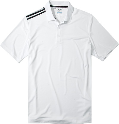 adidas Golf ClimaCool Polo white AE4177