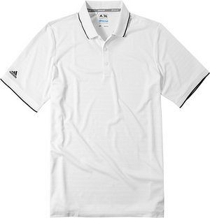adidas Golf ClimaCool Polo white