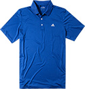 adidas Golf Performa Polo eqt blue AE4776