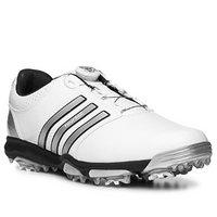 adidas Golf X Boa white-silver