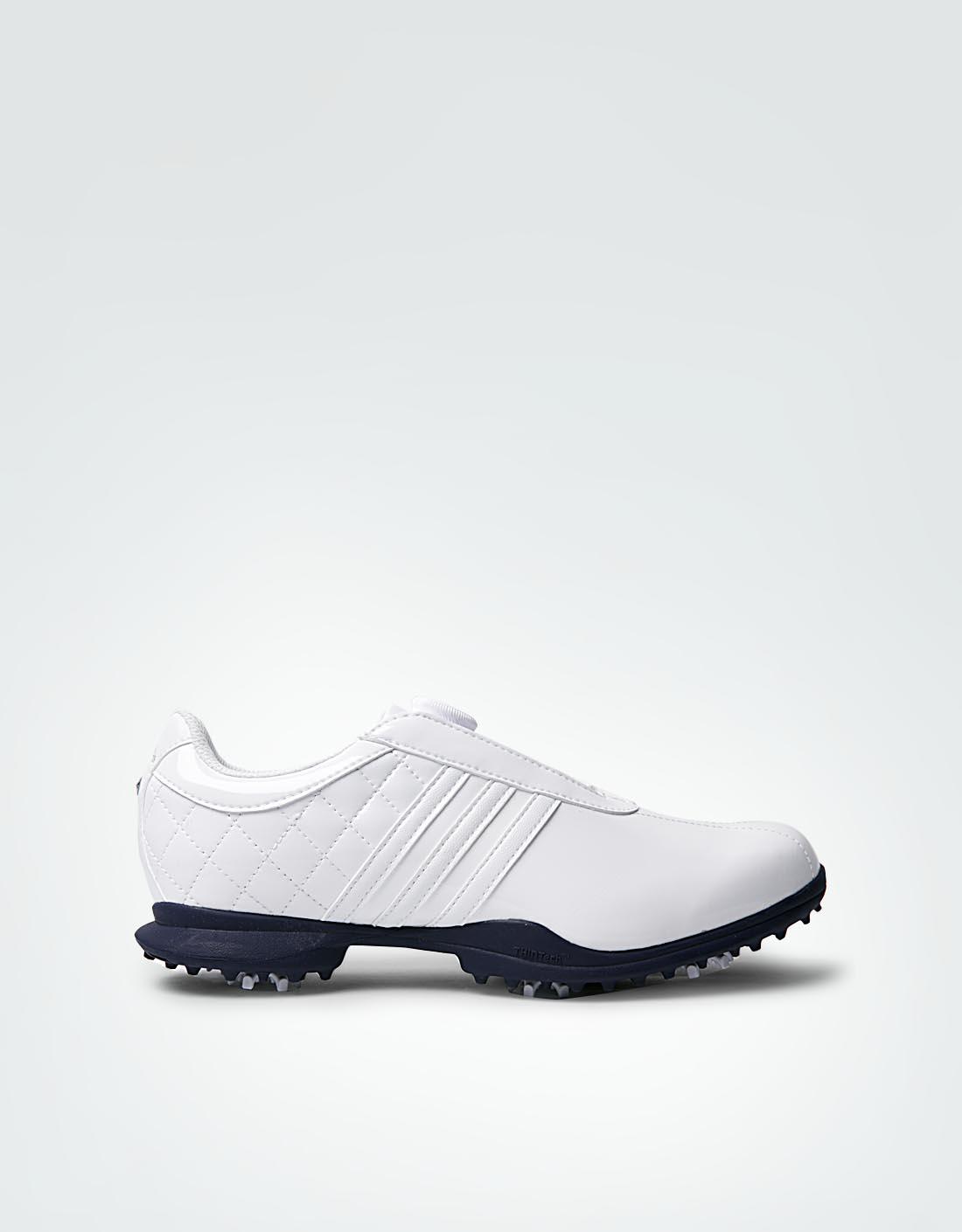 lace up in quality design clearance sale adidas Golf Damen Schuhe Driver Boa white Wasserdichte Golf ...