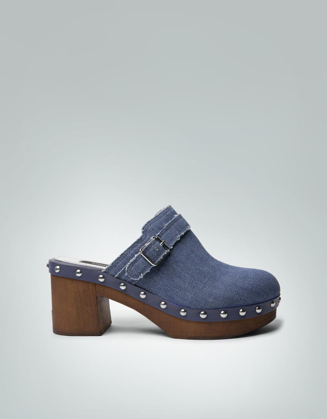 steffen schraut damen clog s in jeans optik empfohlen von. Black Bedroom Furniture Sets. Home Design Ideas