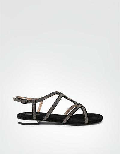steffen schraut damen sandalen in silber metallic empfohlen von deinen schwestern. Black Bedroom Furniture Sets. Home Design Ideas