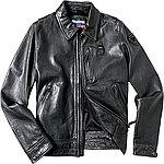Blauer. USA Lederjacke BLUL02521/002914/999