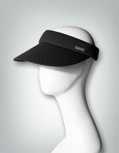 adidas golf damen sun visor cap black golf sonnenschild. Black Bedroom Furniture Sets. Home Design Ideas