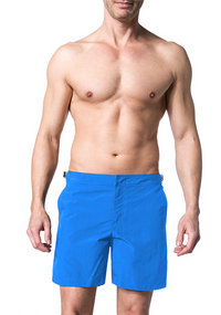 Orlebar Brown Badeshorts blue