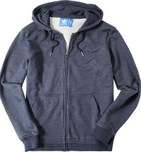 adidas ORIGINALS Sweatjacke navy