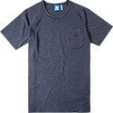adidas ORIGINALS T-Shirt navy AJ7443