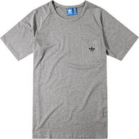 adidas ORIGINALS T-Shirt core heather AJ7442