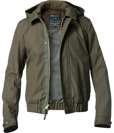 WOOLRICH Bomber WOCPS2437/TC60/6418