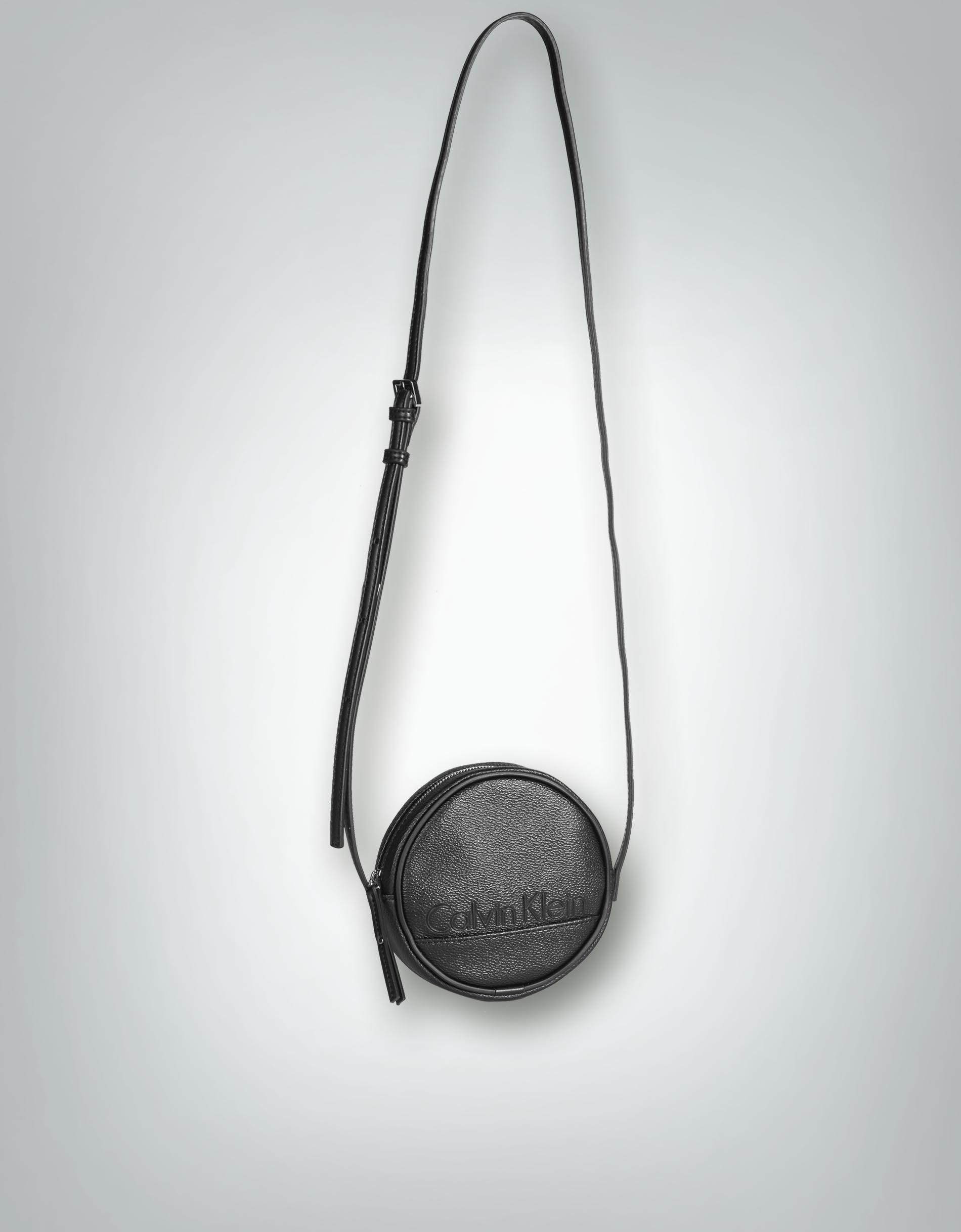 55b82d94b2720 Calvin Klein Jeans Damen Mini Bag -Umhängetasche in genarbter Optik ...