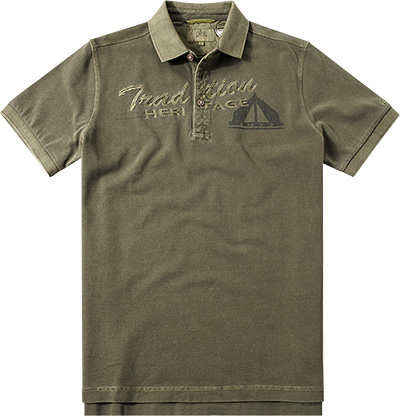 camel active Polo-Shirt 388146/76