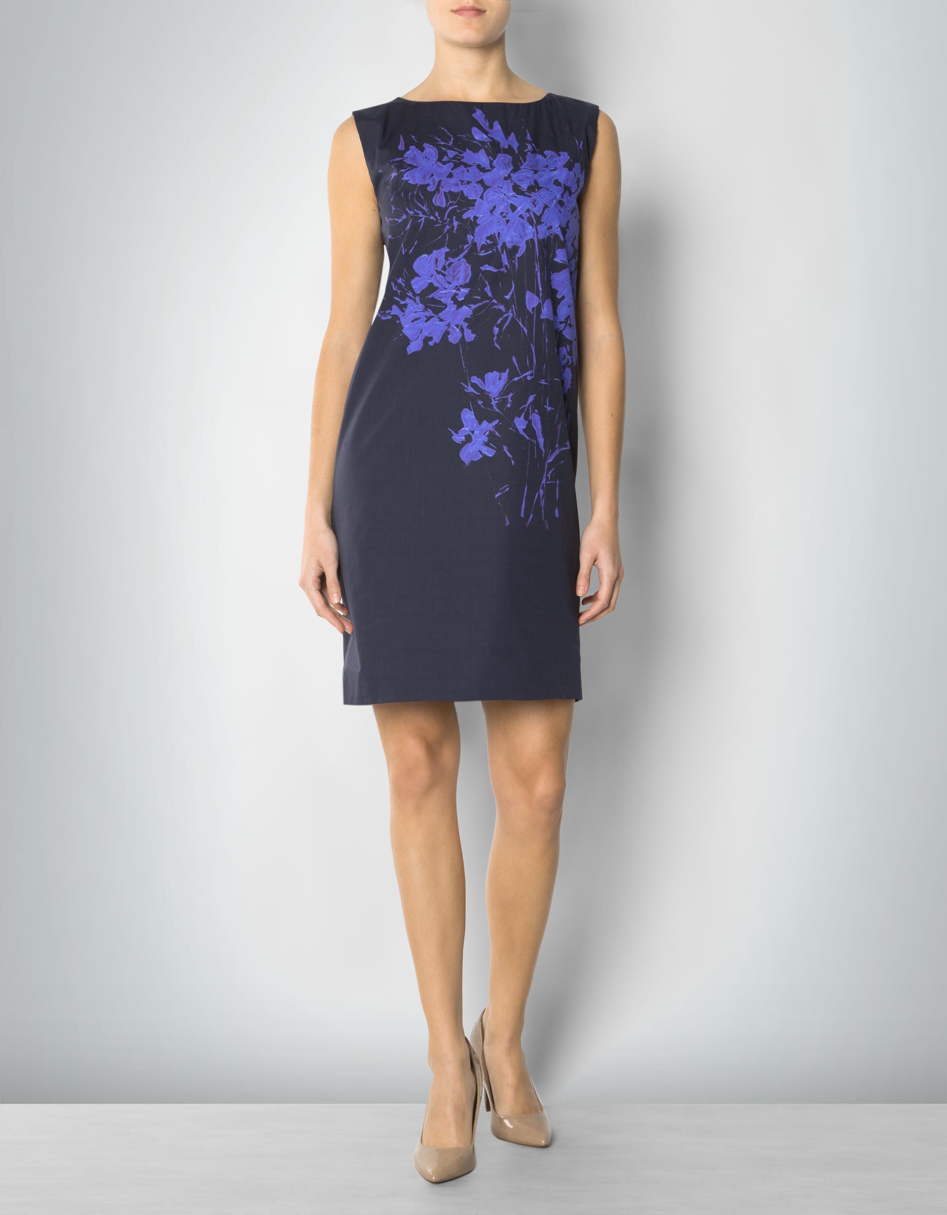 daniel hechter damen kleid mit floralem print empfohlen. Black Bedroom Furniture Sets. Home Design Ideas