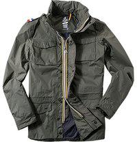 K-WAY Jacke Manfield Plus