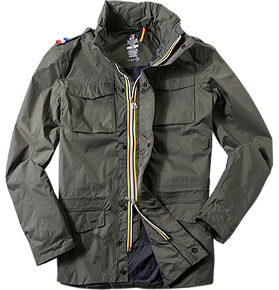 K-WAY Jacke Manfield Plus K006TG0/915