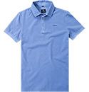 N.Z.A. Polo-Shirt 16BN150S/blue lagoon