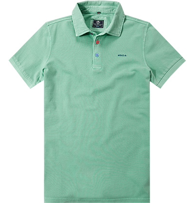 N.Z.A. Polo-Shirt 16BN150S/sea green