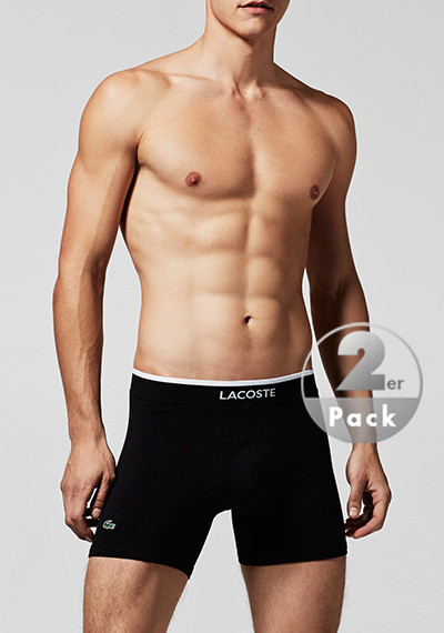 LACOSTE Colours Boxer Brief 2er Pack 150958/000