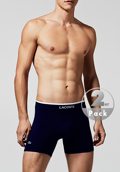 LACOSTE Colours Boxer Brief 2er Pack 150958/803