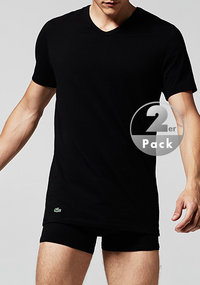 LACOSTE Colours V-Shirt 2er Pack