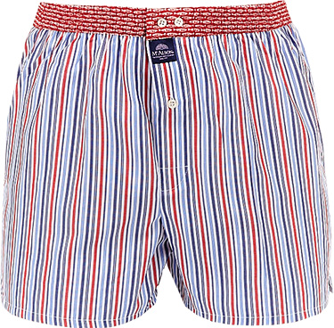 MC ALSON Boxer-Shorts 3312/multicolor