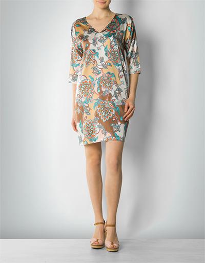 joyce & girls Damen Kleid 1038/paisley beige