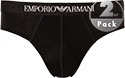 Armani Brief 2er Pack 111321/CC722/07320