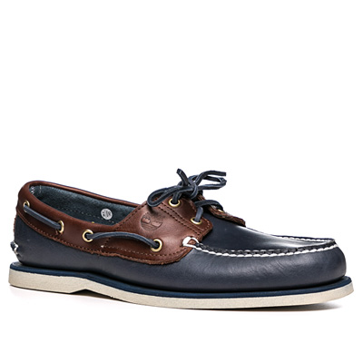 Timberland Classic Boat blue A16MJ