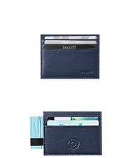 bugatti Sempre Kreditkartenetui blue