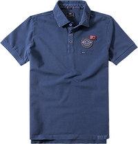 N.Z.A. Polo-Shirt navy