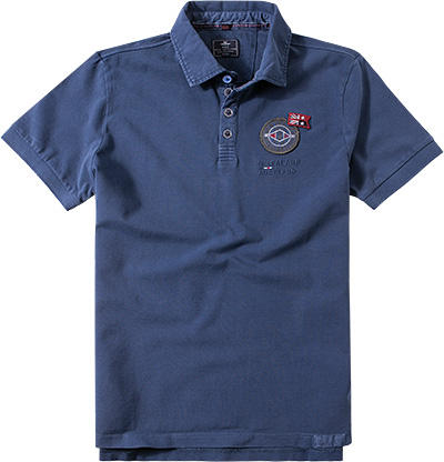 Polo-Shirt 16BN100SC/spring navy