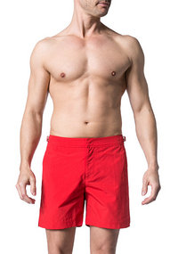 Orlebar Brown Badeshorts red