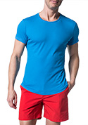 Orlebar Brown T-Shirt butterfly blue 260414