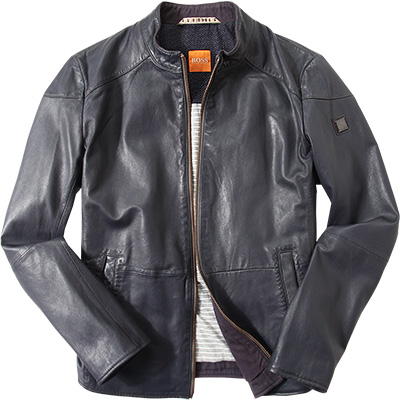 BOSS Orange Lederjacke Jermon 50306009/422