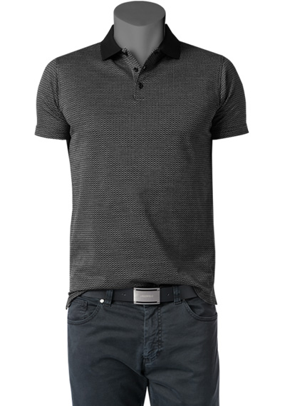 LAGERFELD Polo-Shirt 66221/513/90
