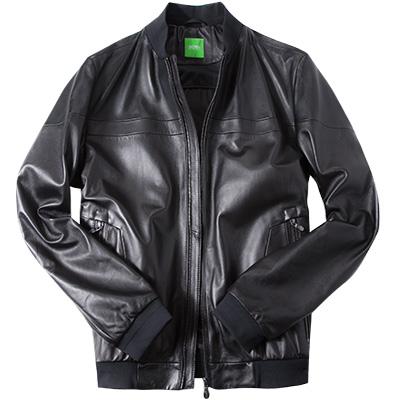 BOSS Green Lederjacke C-Jenom 50308358/001