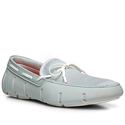 SWIMS Lace Loafer 21202/ice/white
