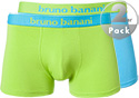 bruno banani Shorts Flowing 2erPack 2201/1388/1940