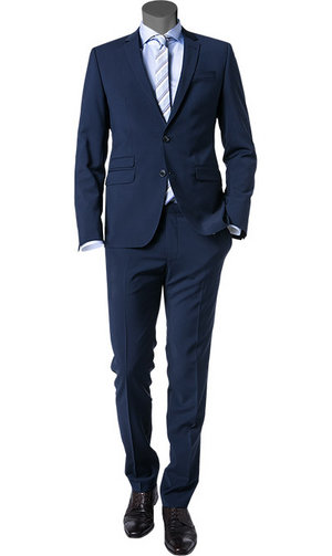 DIGEL Anzug Move Extra Slim Fit
