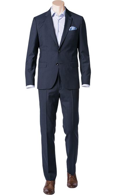 hugo boss anzug johnstons1 lenon 50312530 401 herren mode. Black Bedroom Furniture Sets. Home Design Ideas