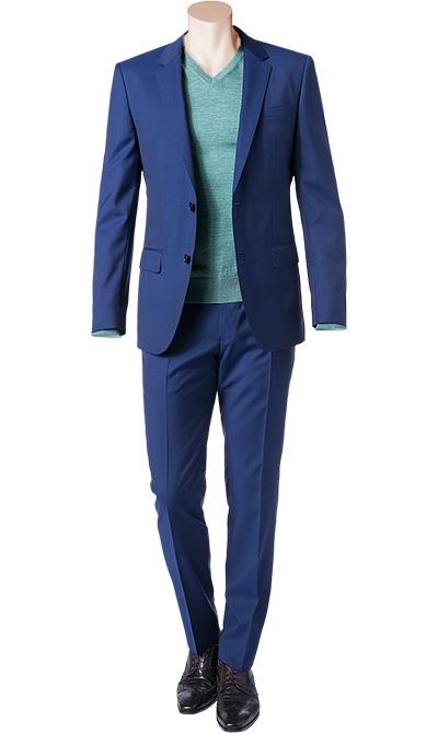 hugo boss anzug huge4 genius3 50312338 423 herren mode. Black Bedroom Furniture Sets. Home Design Ideas