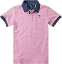 N.Z.A. Polo-Shirt 16CN111/tropicalorchid
