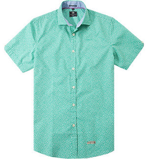 N.Z.A. Hemd 16CN548D/sea green