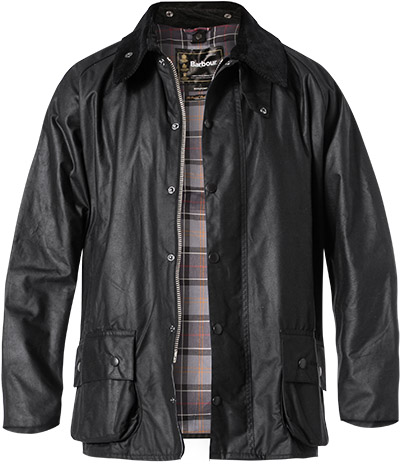 Barbour Jacke Beaufort Wax MWX0017BK91